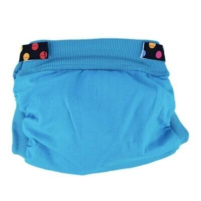 Couche lavable Pea Turquoise - S