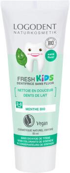 Dentifrice enfant menthe douce - 50ml
