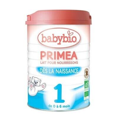 Lait nourrisson Priméa - 1° âge - 800g