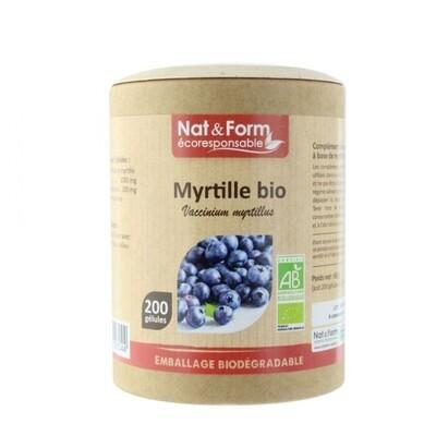 Myrtille - 200 gélules