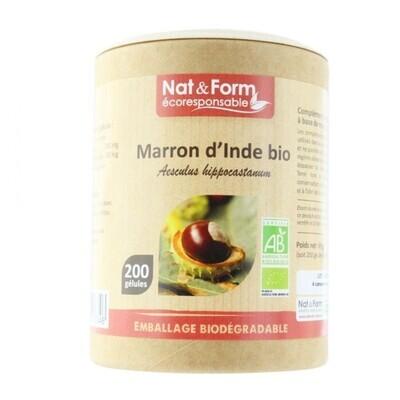Marron d'Inde - 200 gélules