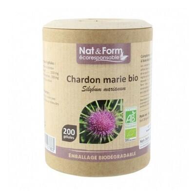 Chardon marie - 200 gélules
