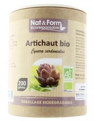 Artichaut - 200 gélules