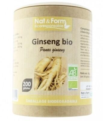 Ginseng rouge - 200 gélules