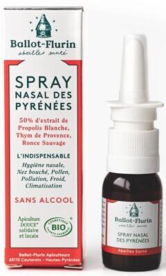 Spray nasal des Pyrénées - 15ml