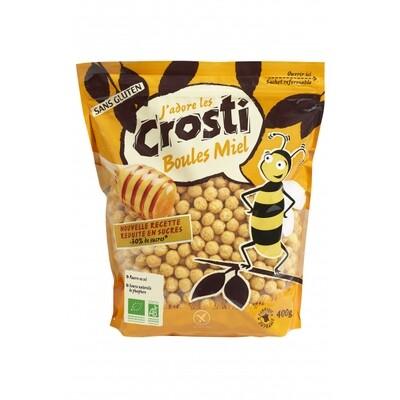 Crosti boules miel - 400g