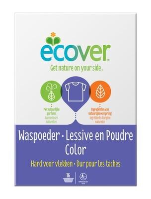 Lessive poudre couleurs vives - 1.2kg
