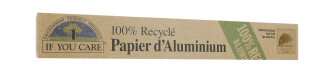 Papier aluminium - 16mx29cm