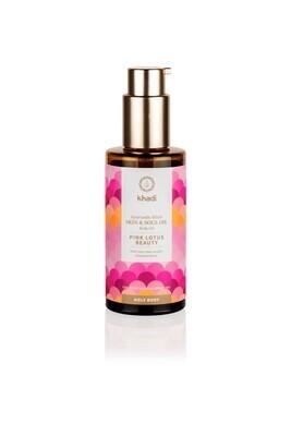 Huile elixir Pink Lotus Beauty - 100ml