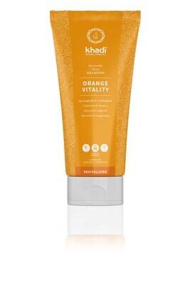 Shampoing ayurvédique Orange vitality - 200ml