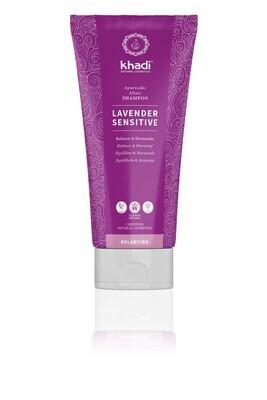 Shampoing ayurvédique lavender sensitive - 200ml