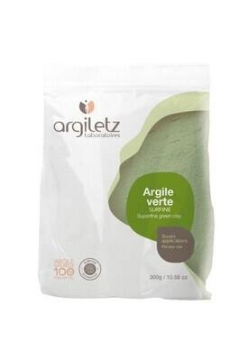 Argile verte surfine - 300g