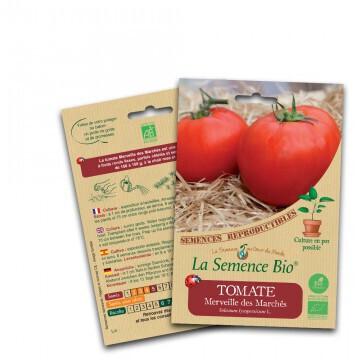 Tomate merveille des marchés - 0.1g