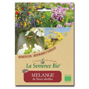 Mélange de fleurs abeilles - 60g