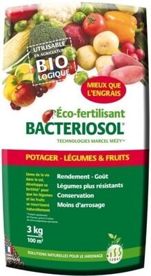 Bactériosol - Potager Légumes et Fruits - 3kg*