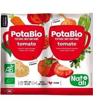 Potabio - Potage tomate - 8.5g