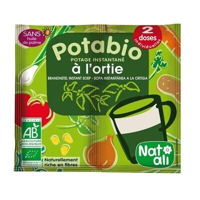 Potabio - Potage ortie - 2x8.5g