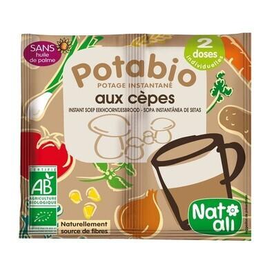Potabio - Potage cèpes - 2x8.5g