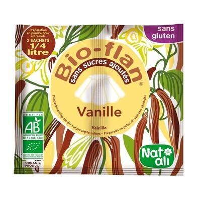 Bioflan vanille - 8g