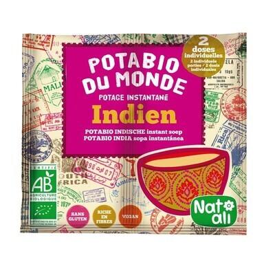 Potabio - Potage indien - 2x8.5g