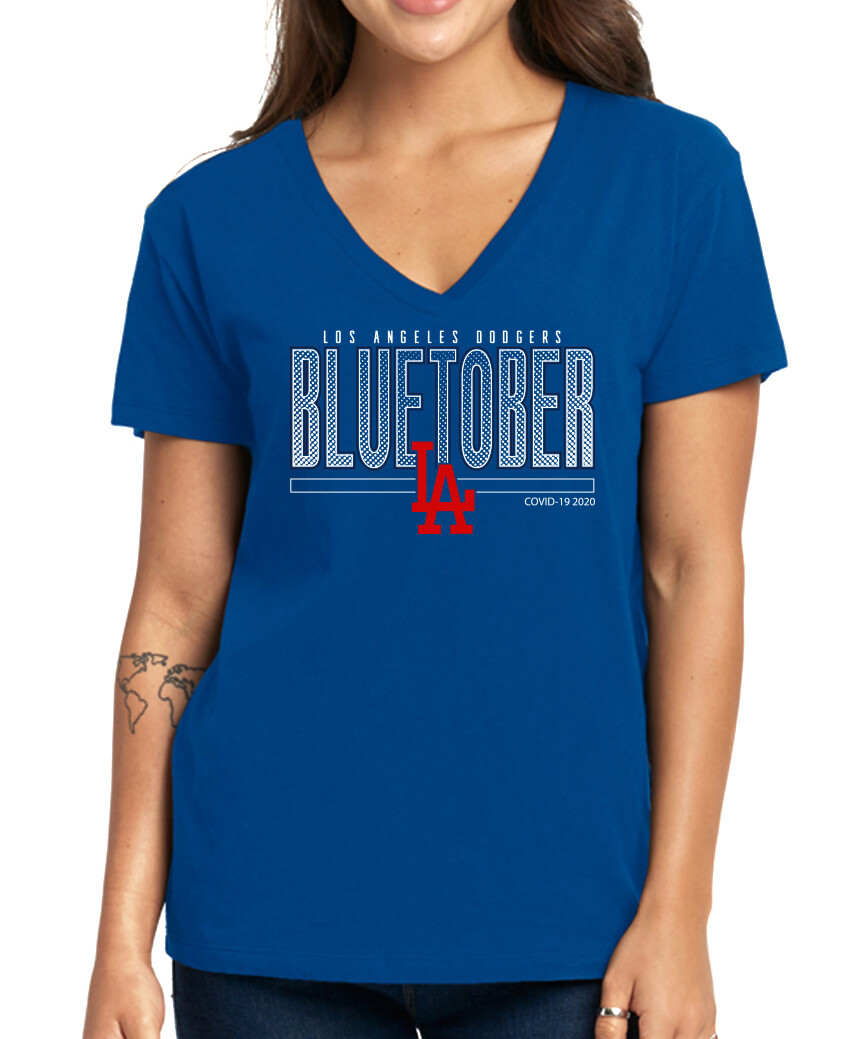 Next Level Ladies' Relaxed V-Neck T-Shirt