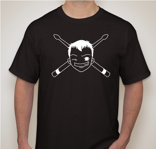 Jake Face - Drumsticks T-Shirt