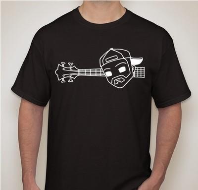 Logan Face with Bass T-Shirt