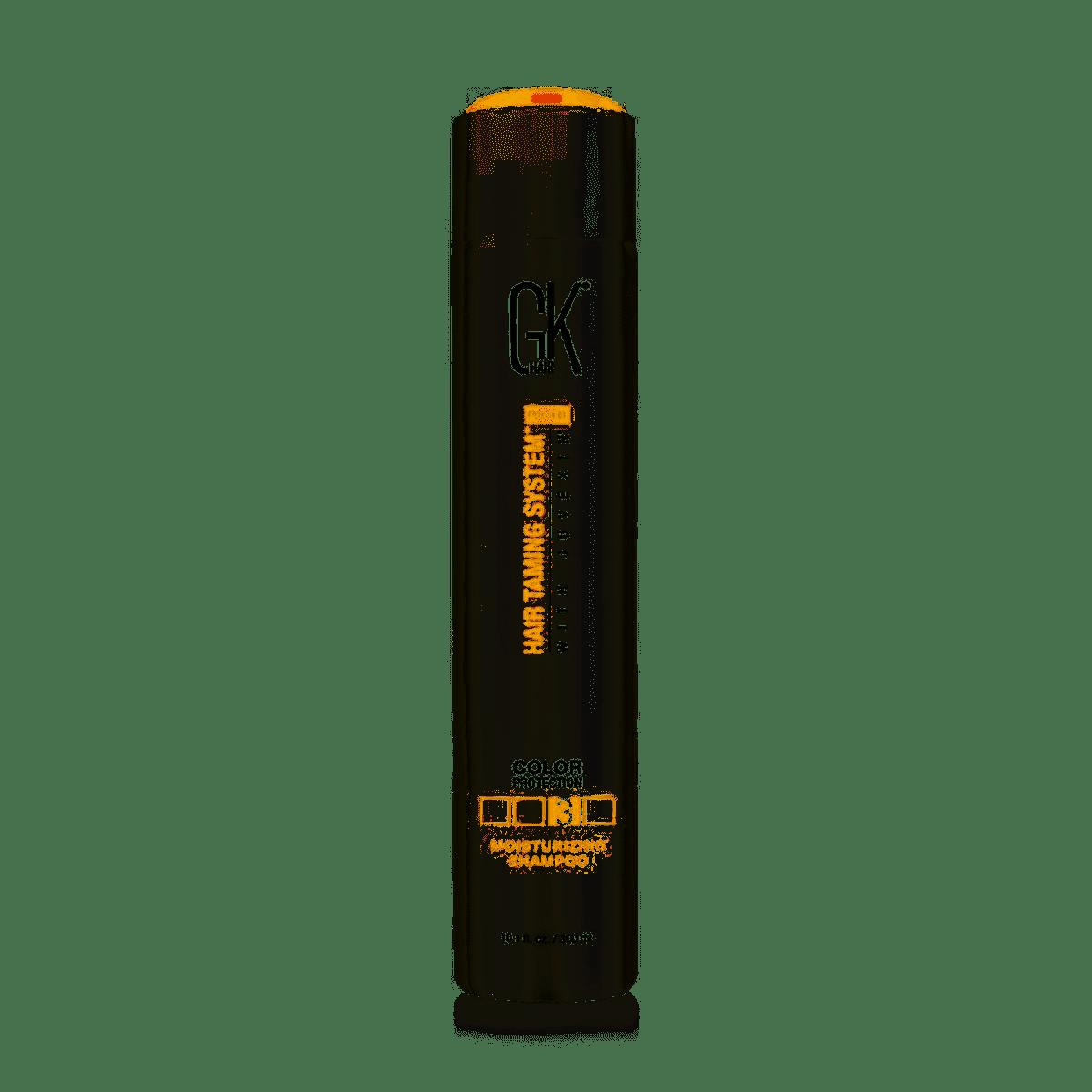 Gkhair Moisturizing Shampoo Color Protection - 300 ml