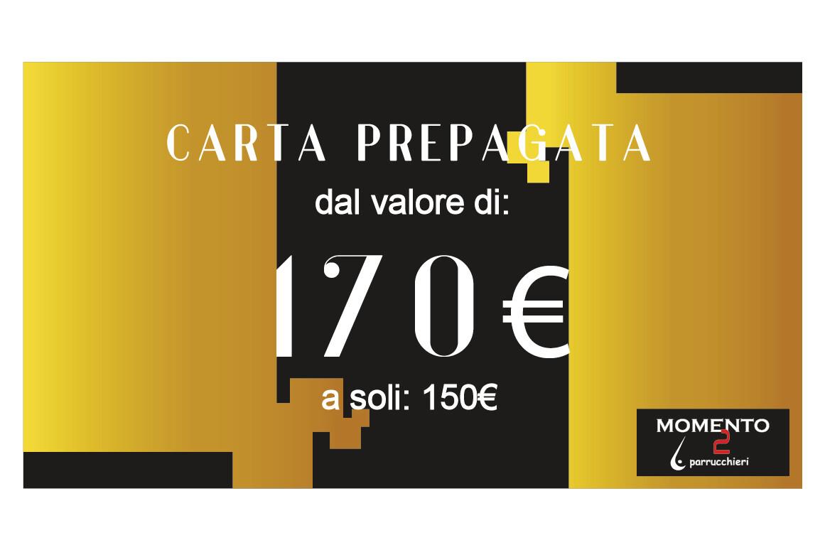 Carta Prepagata Gold