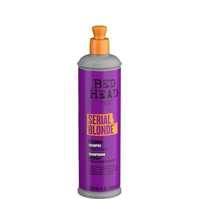 Serial blonde shampoo 400 ml