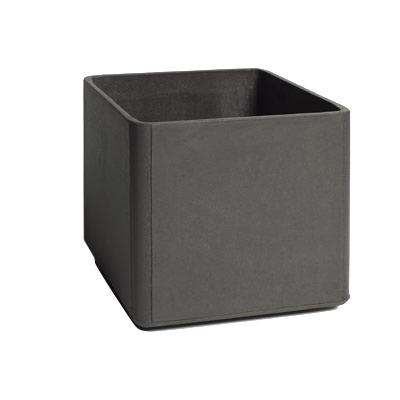 Pot carré delta 45