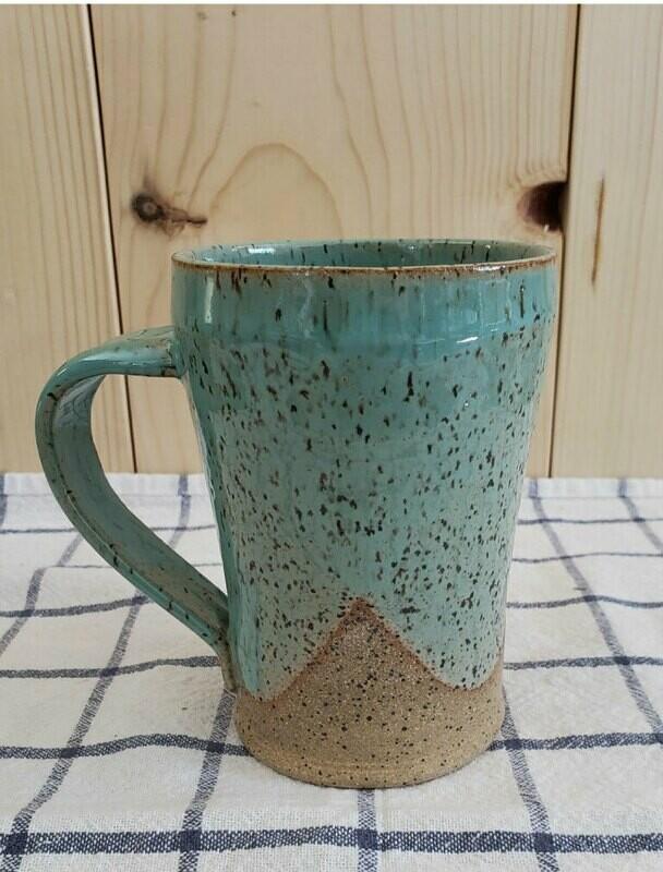 2 Teal Mug