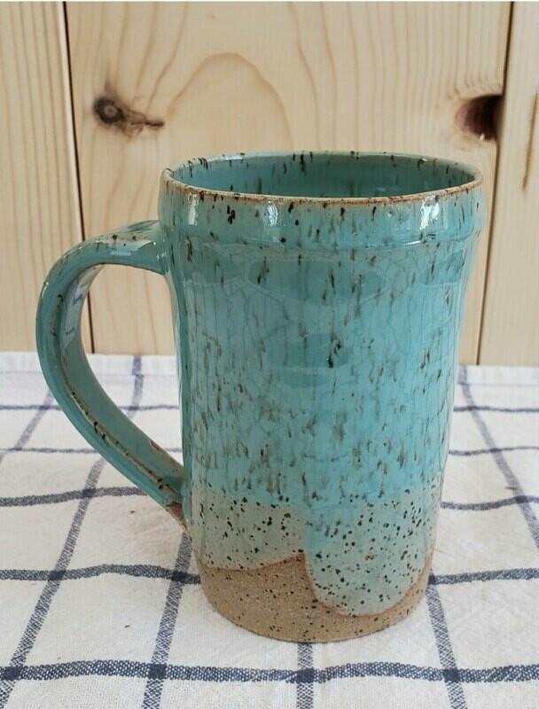 3 Teal Mug