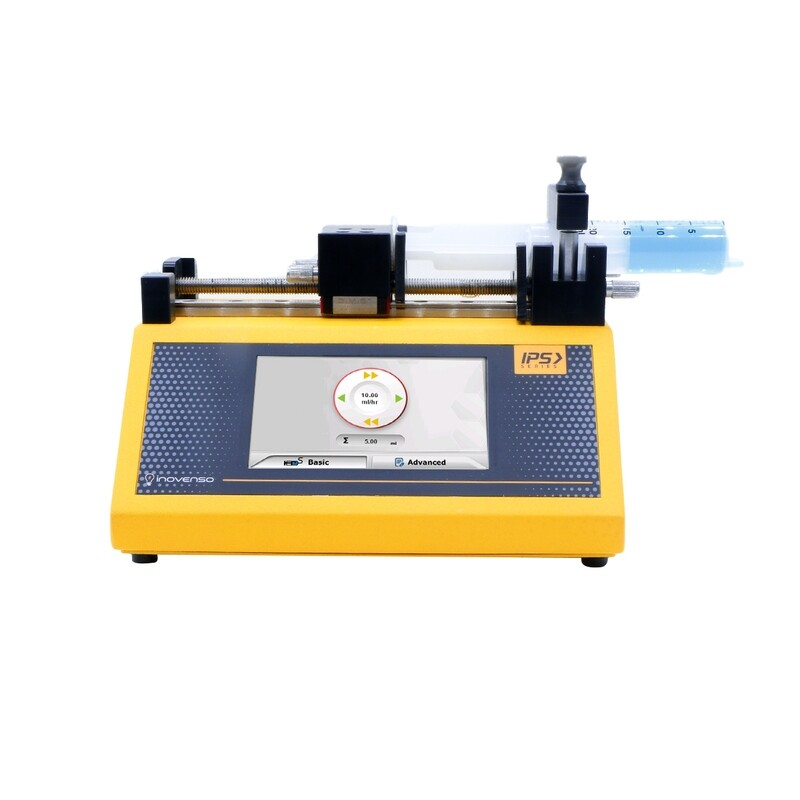 IPS-12R Single Channel Infusion/Withdrawal Syringe Pump