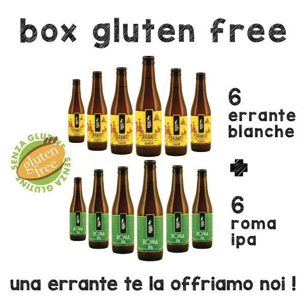 BOX GLUTEN FREE - CON 1 OMAGGIO