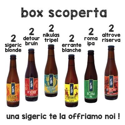 BOX SCOPERTA 12 X 33