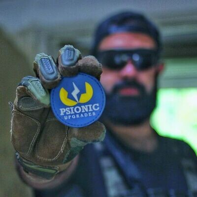 Patch Omerale 3D Psionic in PVC
