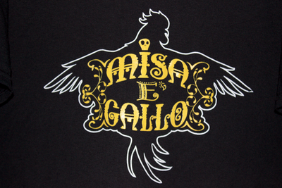 Camisa Oficial Misa E' Gallo