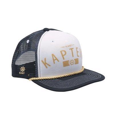 Kaptein Cap | Hvit