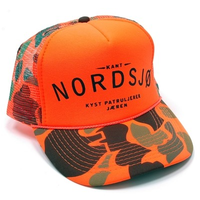 Nordsjø Patruljerer | Orange