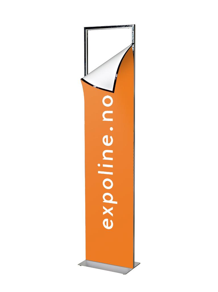 Magnet Frame 40x160 cm til 60x180cm