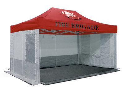 Rescue tent / redningtelt 3x6 m