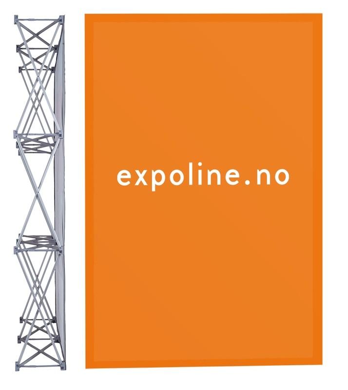 Expolinc Soft Image.  Messevegg- pressevegg - fotovegg
