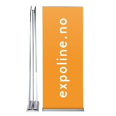 Expolinc Rollup Professional inkl budskap