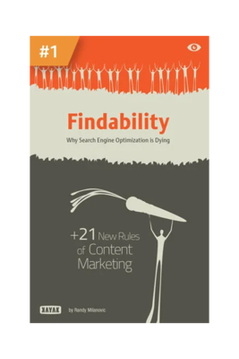 Findability + 21 New Rules of Content Marketing
