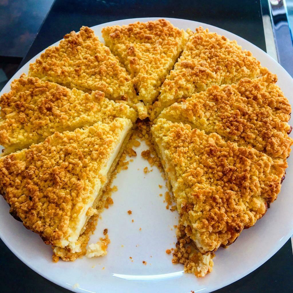 Curd Pie (Farmer Cheese)