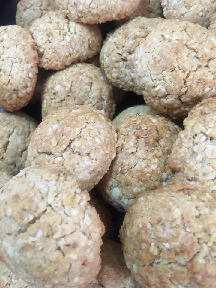Oat Cookies (without flour), 200 g