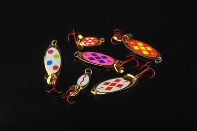 5 Of Diamonds/Wonder bread/Bloodline Spoon