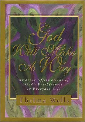 [Gift Package #5]  GOD WILL MAKE A WAY (ebook) and WHAT DO YOU DO WHEN YOU DON'T KNOW WHAT TO DO (audio)