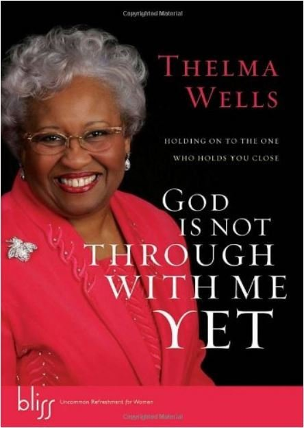 [Gift Package #9] GOD IS NOT THROUGH WITH ME YET - SO PRAY! (audio) and HOW WE SPELL SUCCESS (audio)